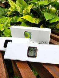 Relógio Smartwatch  Ak76 Série 6 Troca Foto