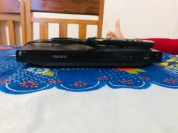 DVD com controle Philips