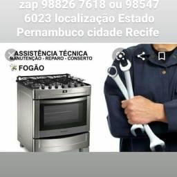 Título do anúncio: Conserto de fogões em geral