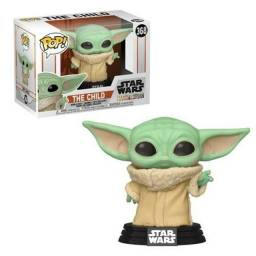 Funko Pop Star Wars The Mandaria Baby Yoda The Child<br><br><br><br>