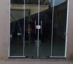 Opção vidraçaria