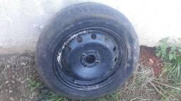 Rodas aro 15 ' com pneu