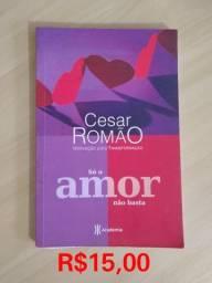 Título do anúncio: Livro só o amor não basta