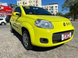 Fiat Uno ano 2012 completo 1.0