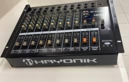 MESA AMPL HAYONIK HDX8 8 CANAIS
