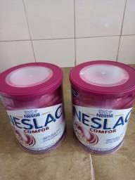 Vendo 2 latas de NESLAC
