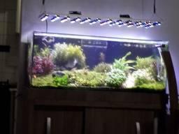 Título do anúncio: Luminaria aquario 90cm a 120cm