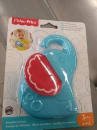 Brinquedo Fisher price novo