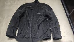 Jaqueta de moto x11 iron 2 impecável