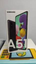 Samsung galaxy A 51 preto