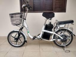 Bike elétrica Praticamente nova