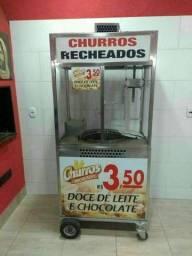CARRINHO DE CHURROS