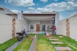 Belíssima casa térrea no Rita Vieira I - Alto padrão de acabamento!