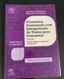 Livro de Português para concurso