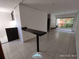 Cod. 3701 - Aluga apartamento bairro Horto/Ipatinga, 02 quartos, 01 vaga