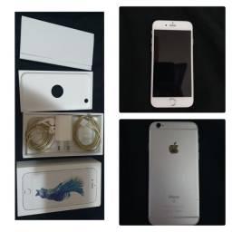 Título do anúncio: iPhone 6s 32 gb branco