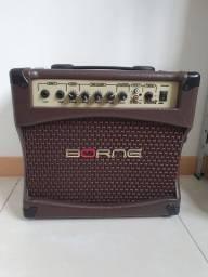 Amplificador Cubo Borne Infinit CV80 30 Watts Para Violão
