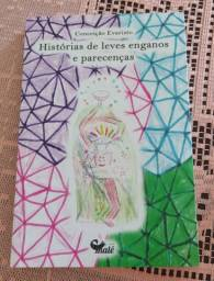 Livro Histórias de leves enganos e parecenças