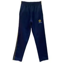 Título do anúncio: Calça Malha Helanca Adidas Ensino Médio Colégio Adventista