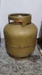 Casco de gás cheio