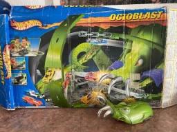 Hot Wheels - Octoblast- Polvo Tóxico - original!