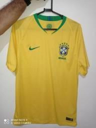 Título do anúncio: Camisa da seleção brasileira