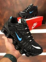 Tênis Nike shox 12 molas $280