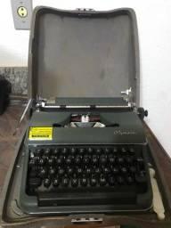 VENDO máquina de escrever Olympia werke ag. wilhelmshaven