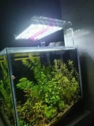 Título do anúncio: Luminárias profissionais para aquário