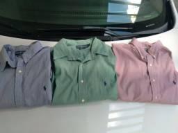 Camisa Ralph Lauren original