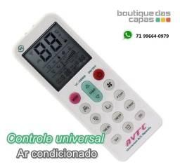 Título do anúncio: Controle universal ar condicionado VC-82889 é compatível com 98% dos aparelhos