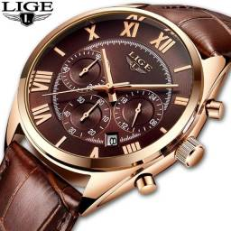 Relógio Lige Superior Luxo.