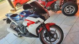 CBR 250R 2012 Vendo ou troco