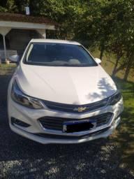 Chevrolet Cruze LTZ II 1.4 turbo branco 2019