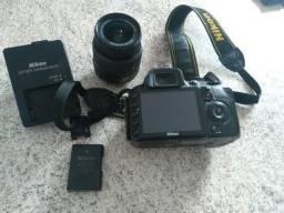 Camera Nikon D3100 Completa