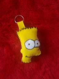 Chaveiro do Bart Simpson