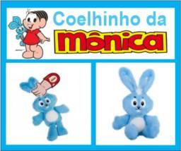 """Sansão, O Coelhinho De Pelúcia Da Mônica Super Márcio E Fofo. """"Chama no chat"""""""