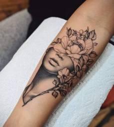 Tattoos a partir de 25 reais