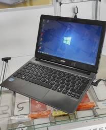 Notebook Acer V5-171-6406, Intel Core i3-2367M, RAM 4GB, HD 320GB, Tela 11.6 Slim