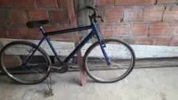 Vendo sim umas bicicleta aro 26 raio inox