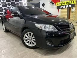 Título do anúncio: Toyota Corolla 2013 2.0 altis 16v flex 4p automático Blindado!