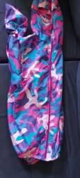 Título do anúncio: Vendo uma jaqueta corta vento feminino tamanho GG Pequeno