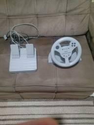 Título do anúncio: Volante pedal Playstation