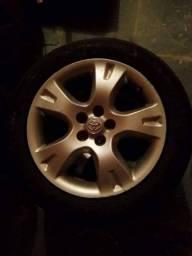 Vendo ou troco rodas aro 16
