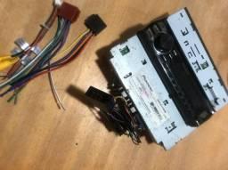 Rádio Pioneer Mixtrax Mp3 Player, Cd Player Usb Deh-x1750ub