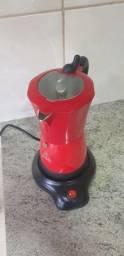 Cafeteira elétrica moca/italiana 220 volts