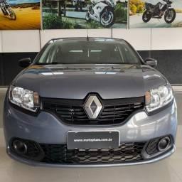 Renault Sandero Authentique 1.0 12V Flex 2017/2018