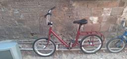 Título do anúncio: Bicicleta Caloi berlineta 79