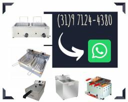 Fritadeira Eletrica / Gás