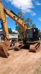 Escavadeira Caterpillar 312 d2l